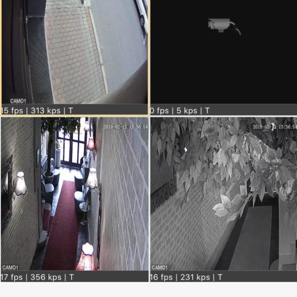 Kamerový systém HiWatch